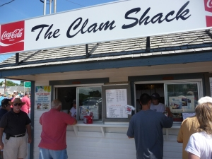 The Clam Shack at Kennebunkport